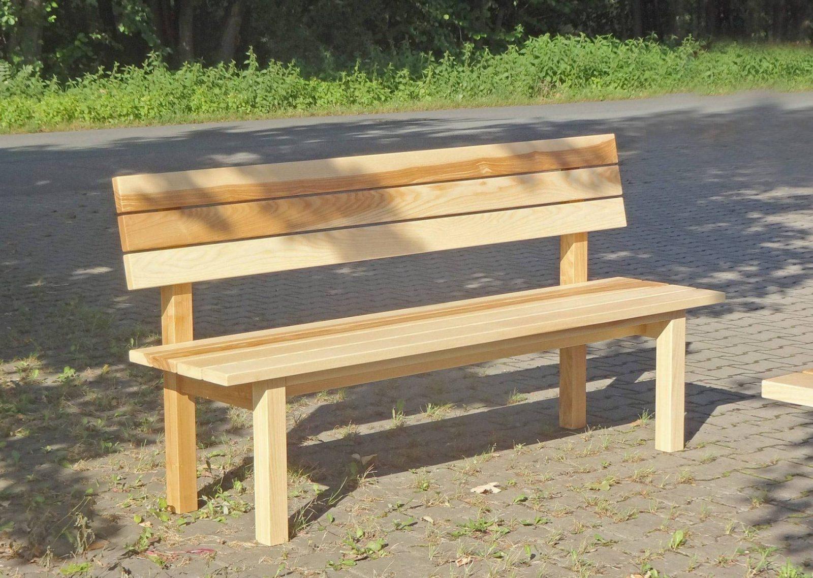 Wohnideen  Holzbank Selber Bauen Auch Luxus Oben Bauanleitung von Gartenbank Holz Selber Bauen Photo