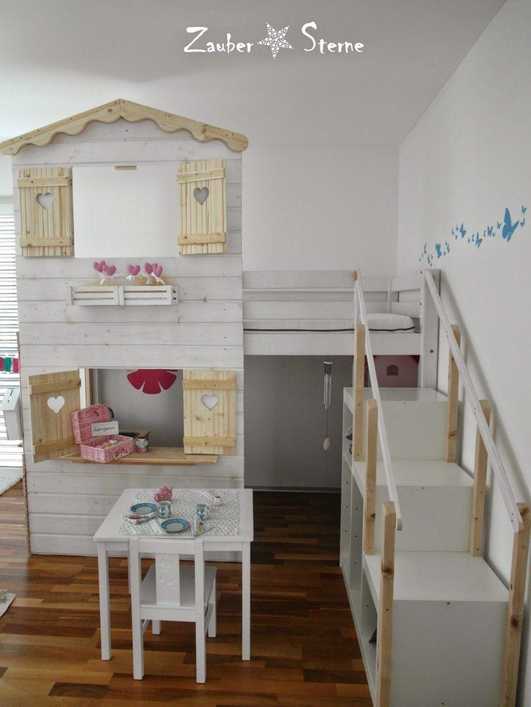 Wohnideen  Kinderzimmer Jungen Hochbett Auch Frisch Doppel von Doppel Hochbett Selber Bauen Bild
