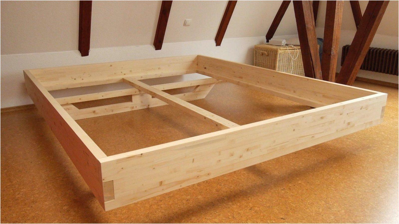 Wohnideen  Mobel Aus Bierkasten Bauen Auch Einzigartig Bett Selber von Bett Selber Bauen Bierkästen Bild