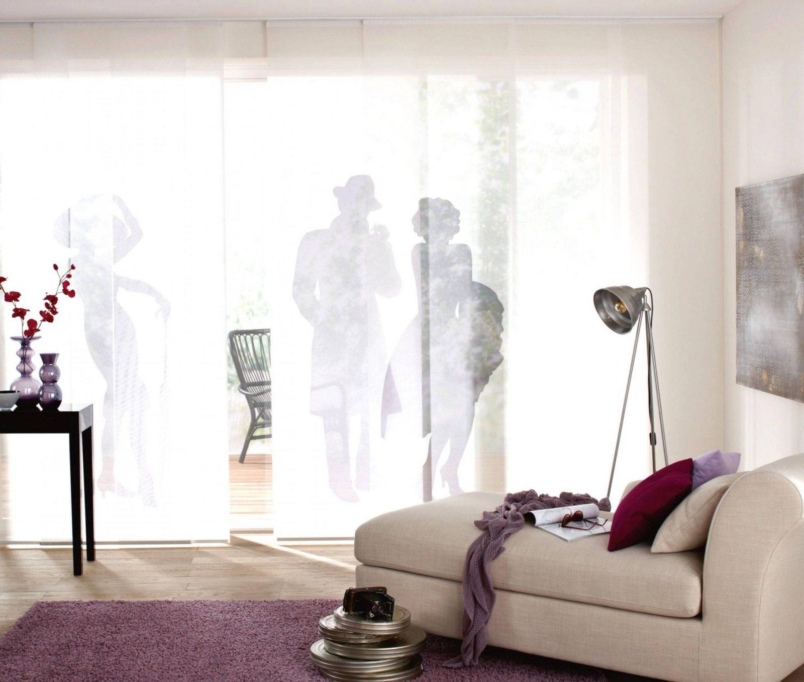 Wohnideen  Vorhange Wohnzimmer Grau Auch Einzigartig Schon Vorhang von Vorhänge Wohnzimmer Ideen Modern Bild