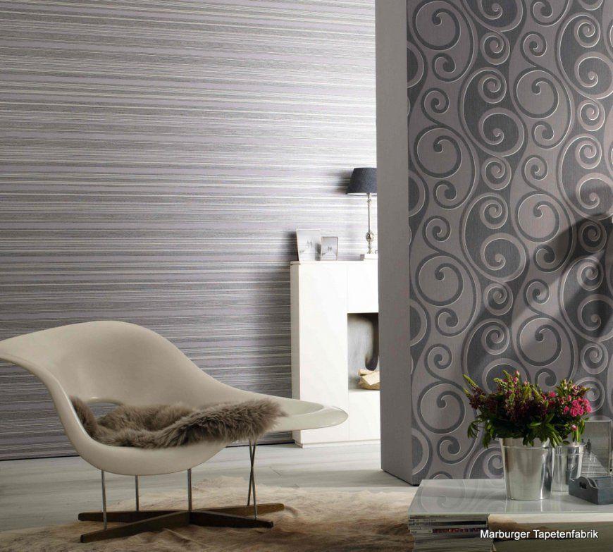Wohnung Oder Haus Neu Tapezieren  Die Neue Kollektion Di Moda Der von Tapeten Schöner Wohnen Kollektion Photo