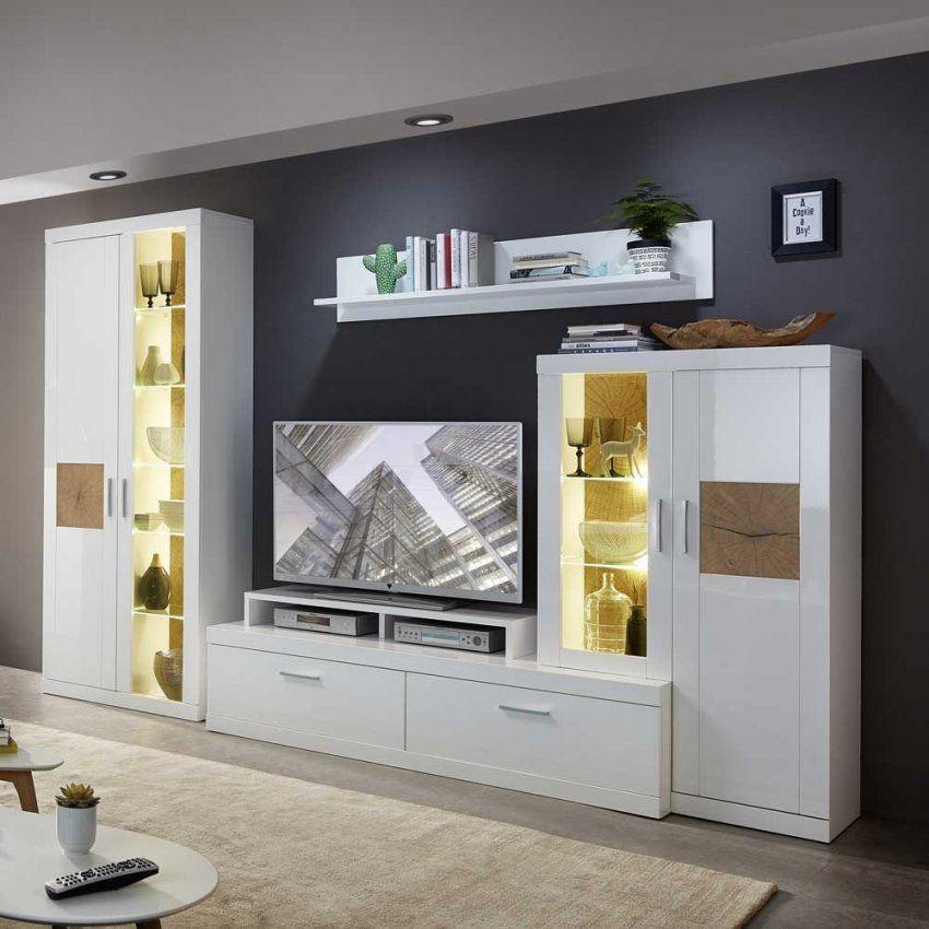 Wohnwand Beige Hochglanz Mit Moderne Hochglanz Wohnwand Bestellen von Wohnwand 270 Cm Breit Bild