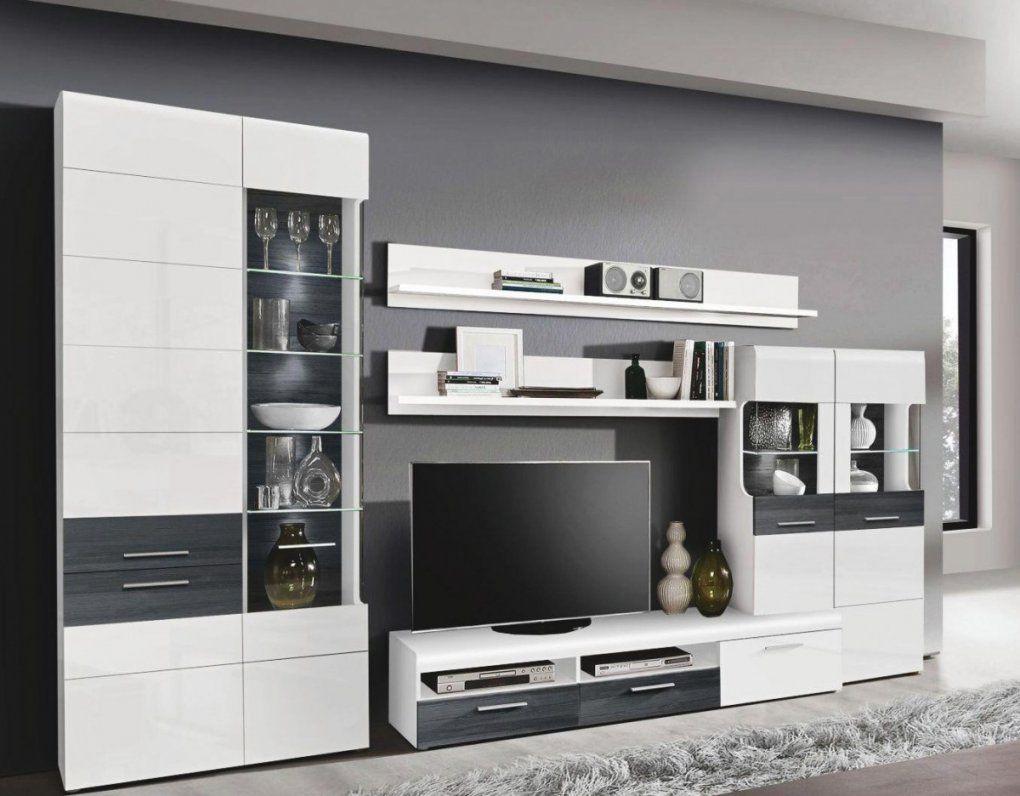 Wohnwand Cortino ▷ Online Bei Poco Kaufen von Wohnwand Weiß Hochglanz Poco Bild