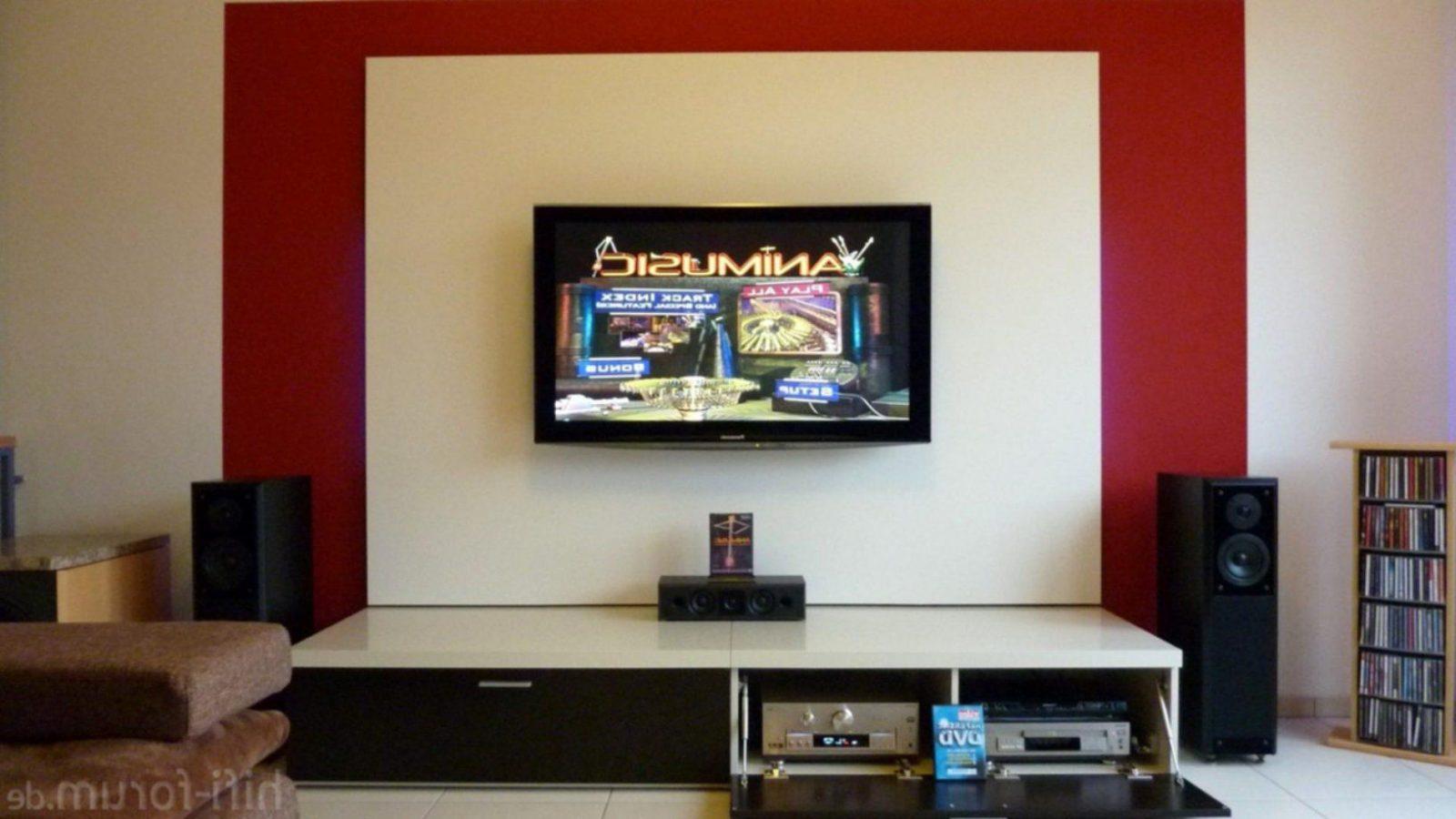 Wohnwand Für Große Fernseher Fernseher Im Wohnzimmer Verstecken von Fernseher Im Wohnzimmer Verstecken Photo