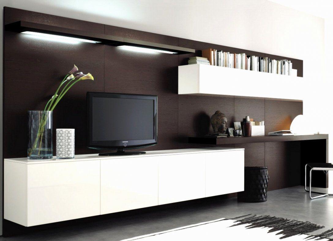 Wohnwand Mit Integriertem Schreibtisch Genial Gemütlich Schrankwand von Wohnwand Mit Integriertem Schreibtisch Bild