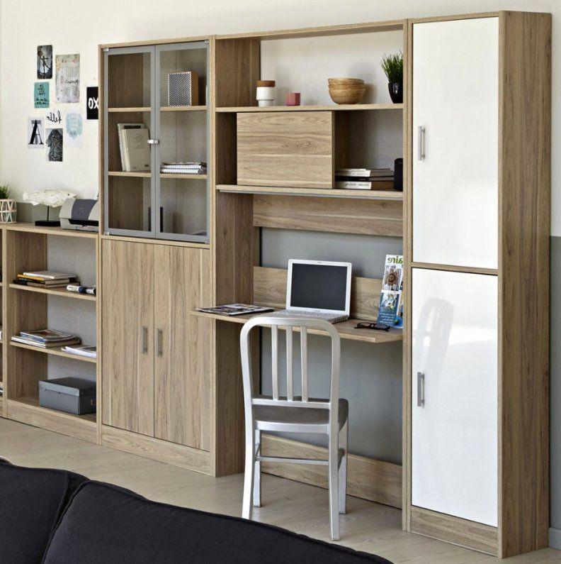 Wohnwand Mit Integriertem Schreibtisch Luxus Charmant Schrankwand von Schrankwand Mit Integriertem Schreibtisch Photo