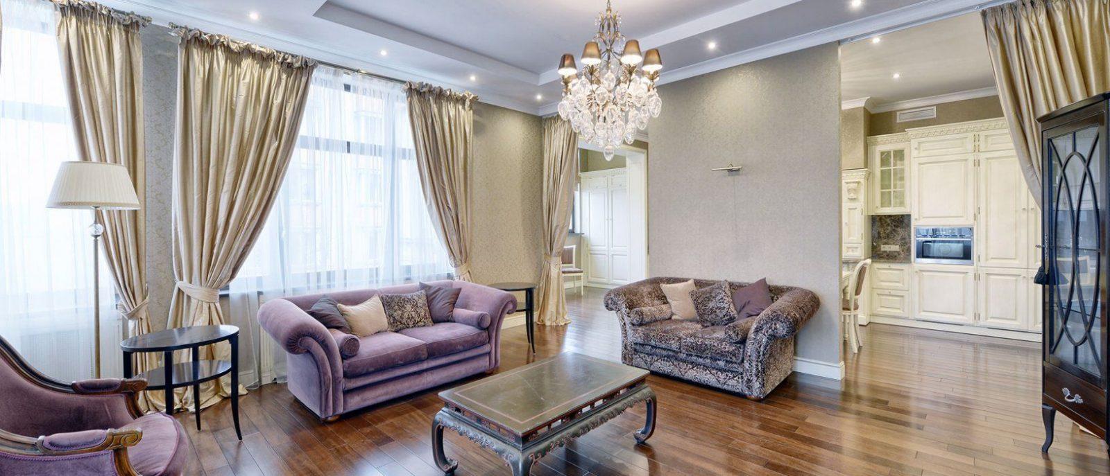 Wohnzimmer Gardinen Nach Maß Kaufen  Ihre Fensterdeko von Gardinen Muster Für Wohnzimmer Bild