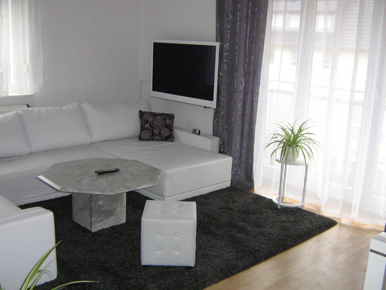 Wohnzimmer Gardinen Schwarz Weiß Grau von Gardinen Schwarz Weiß Grau Photo