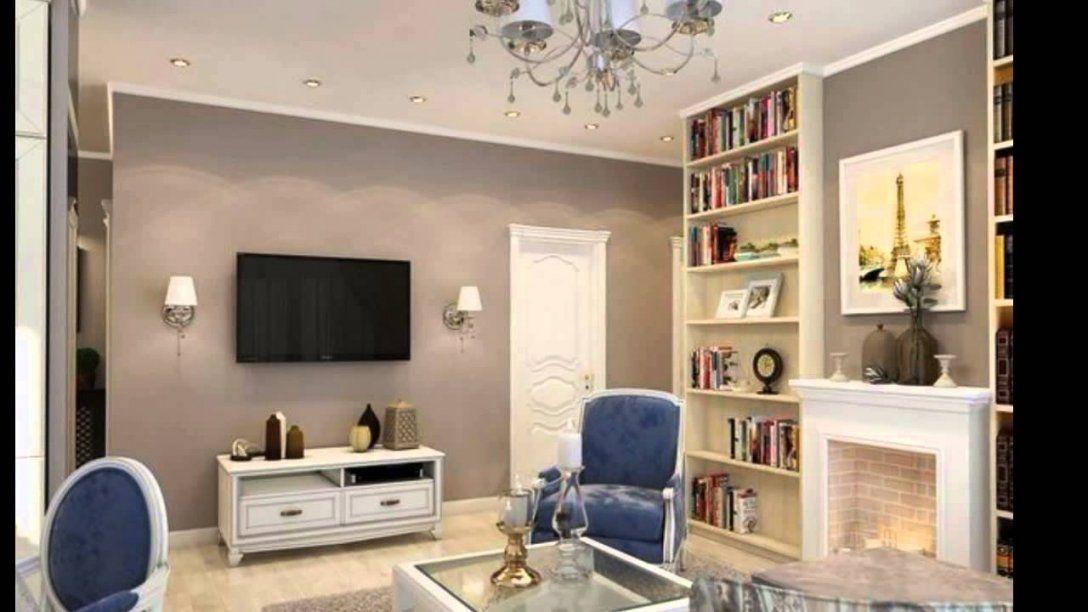 Wohnzimmer Ideen Wohnzimmer Wandgestaltung Wohnzimmer Streichen von Ideen Für Wohnzimmer Streichen Bild