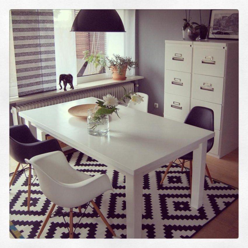 Wohnzimmer Teppich Schwarz Weiß von Wohnzimmer Teppich Schwarz Weiß Bild