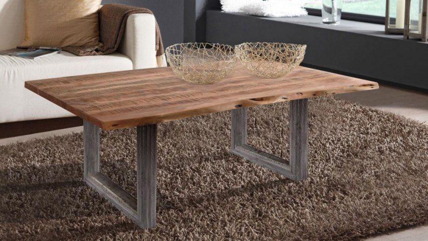 Wolf Möbel® Couchtisch Baumkante 120 X 80 Cm Akazie Sand Live Edge von Couchtisch Akazie Sand Bild