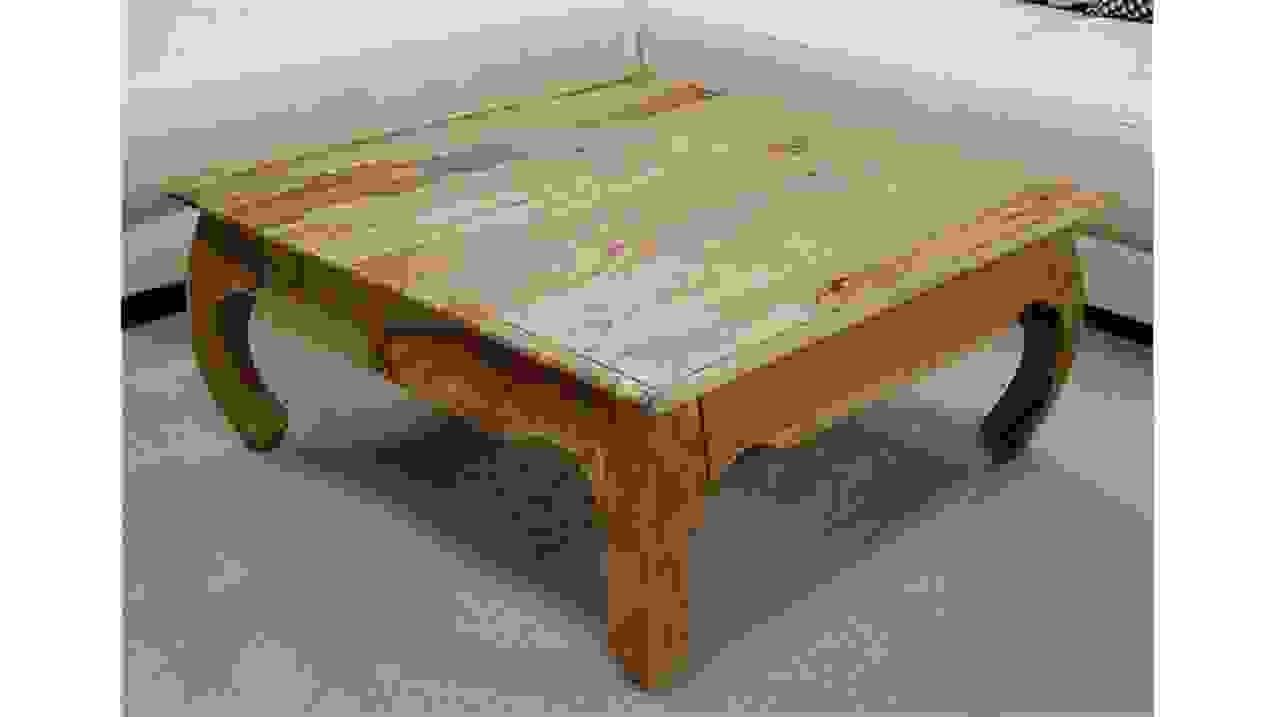 Wolf Möbel Yoga Couchtisch 120 X 80 Cm Akazie Multicolor  Esstisch von Wolf Möbel Couchtisch Bild