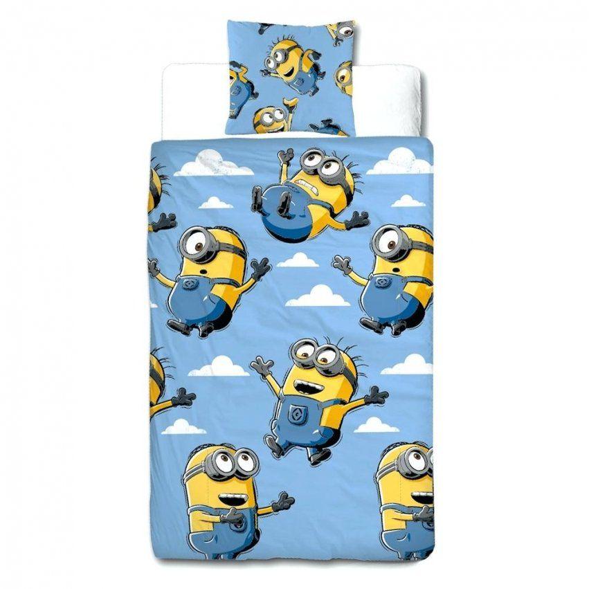 Wonderful Design Ideas Minion Bett Günstige Inspiration Und Tolle von Minion Bettwäsche 155X220 Bild