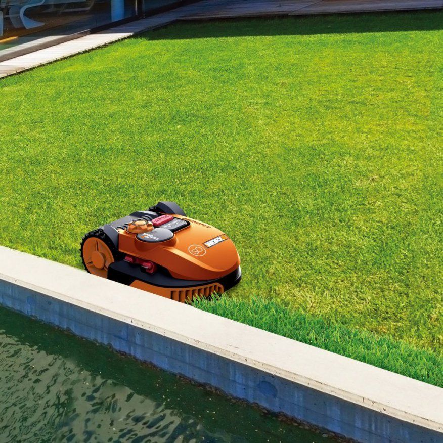 Worx Landroid S450I (Wr101Si)  Das Rasenmäherroboter Portal von Rasenmäher Roboter Mit Gps Bild