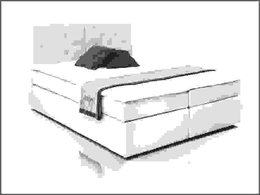 Wunderbar Boxspring Oder Normales Bett Perfekt Boxspring Bett Von von Boxspring Bett Selber Bauen Anleitung Bild