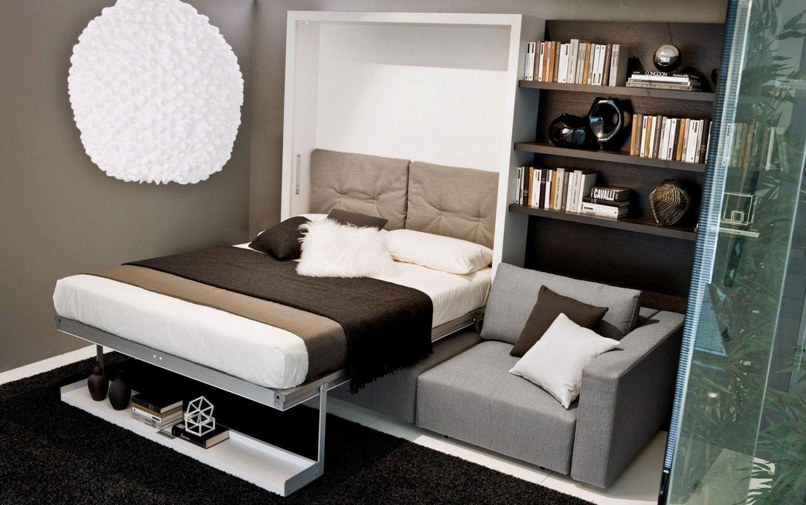 Wunderbar Doppelbett Im Schrank Bett Kombination Betten Hause von Schrank Mit Integriertem Bett Photo