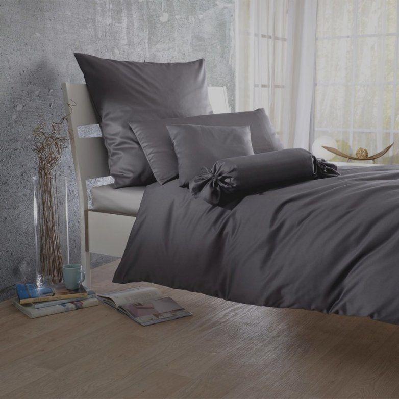 Wunderbar Einfarbige Bettwasche Mako Satin Bettwäsche Uni Einfarbig von Biber Bettwäsche Einfarbig Photo