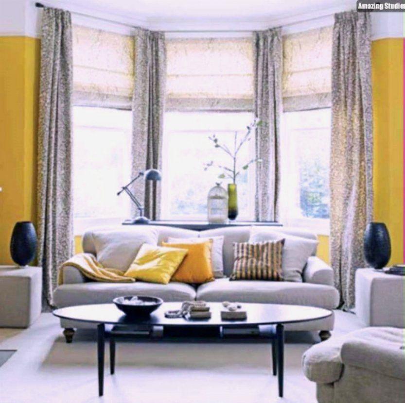 Wunderbar Gardinen Für Wohnzimmer Große Fenster Für Gardinen von Gardinen Wohnzimmer Schöner Wohnen Bild