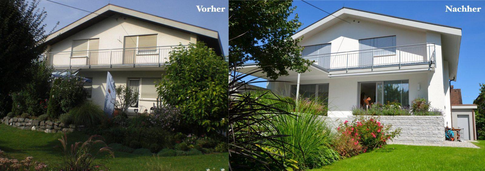 Wunderbar Haus Umbauen Vorher Nachher Awesome Altes Haus Renovieren von Altes Haus Umbauen Vorher Nachher Bild