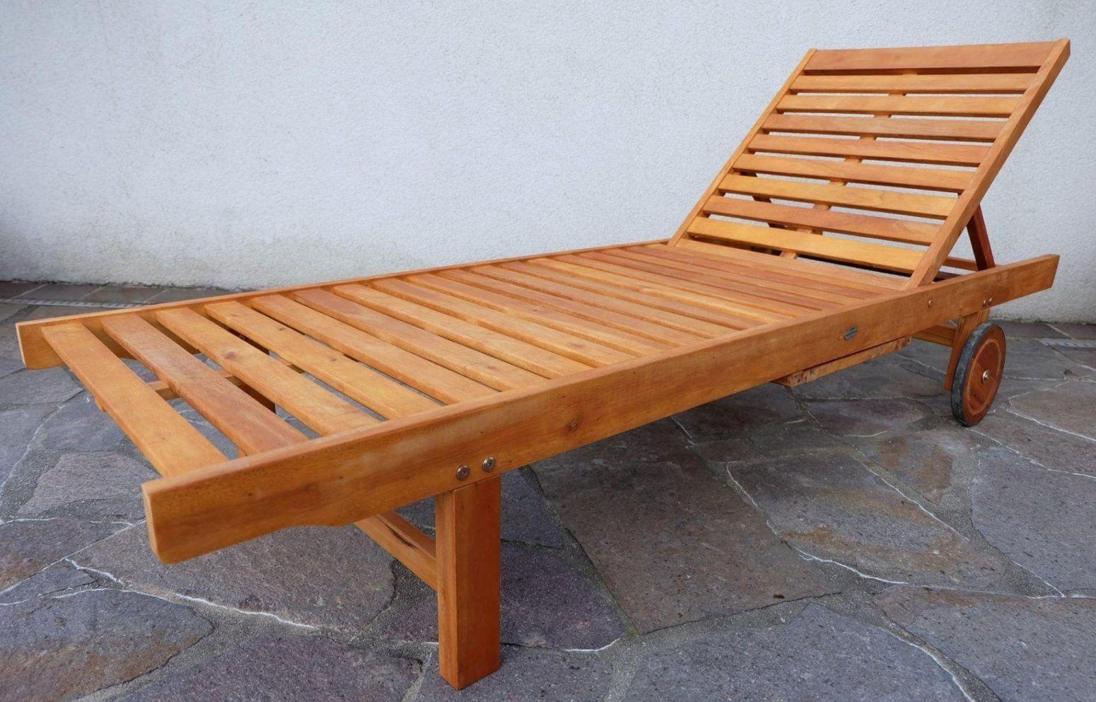 Wunderbar Holz Garten Elegant Genial Garten Liegestuhl Holz Zum von Holz Liegestuhl Selber Bauen Photo