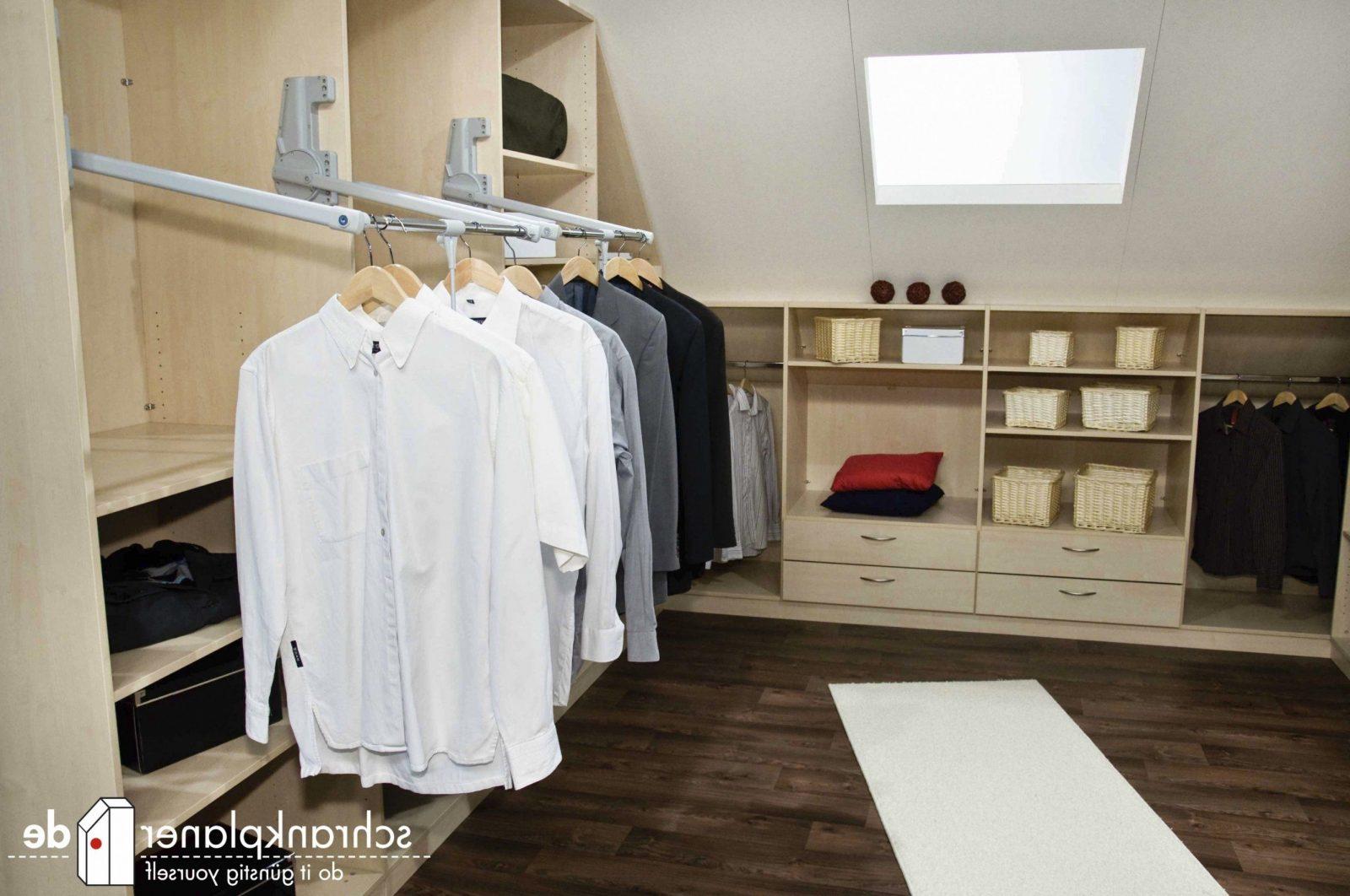 Wunderbar Ideen Begehbarer Kleiderschrank Luxus Begehbarer von Begehbarer Kleiderschrank Selber Bauen Kosten Photo