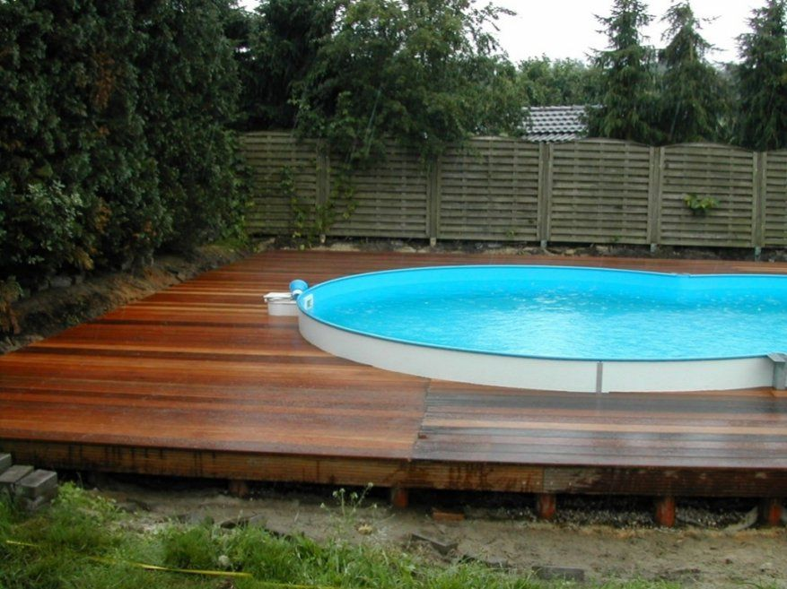 Wunderbar Pool Selber Bauen Paletten Pool Aus Paletten Video Pool von Pool Aus Paletten Selber Bauen Bild