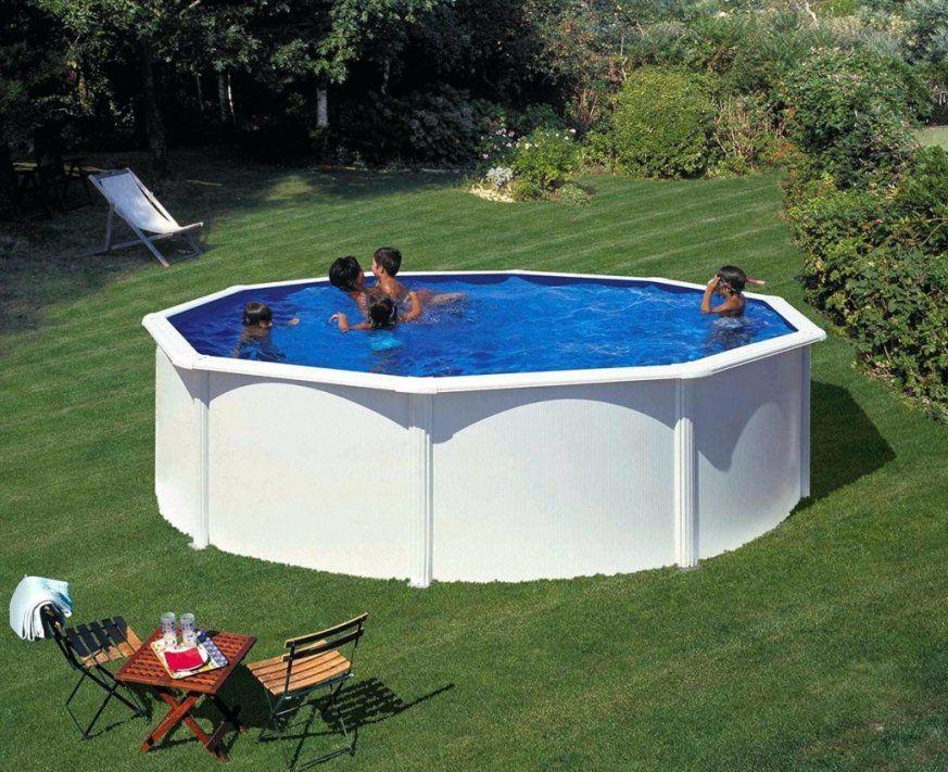 Poolüberdachung Selber Bauen Rundpool Haus Design Ideen