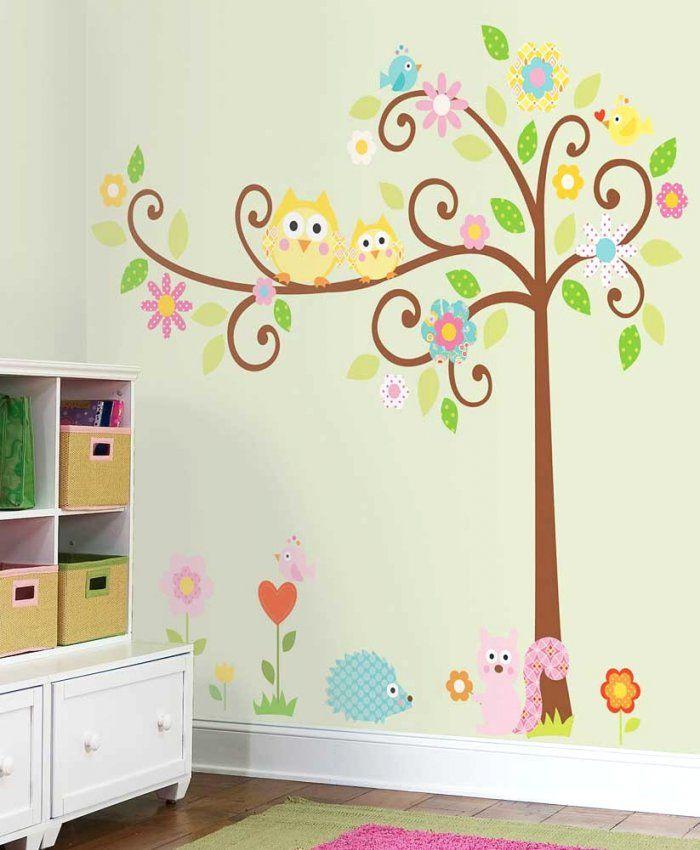 Wunderbar Wandbilder Babyzimmer Haus Möbel Wandtattoo Elefant Fürs von Wandtattoo Selber Malen Vorlagen Photo