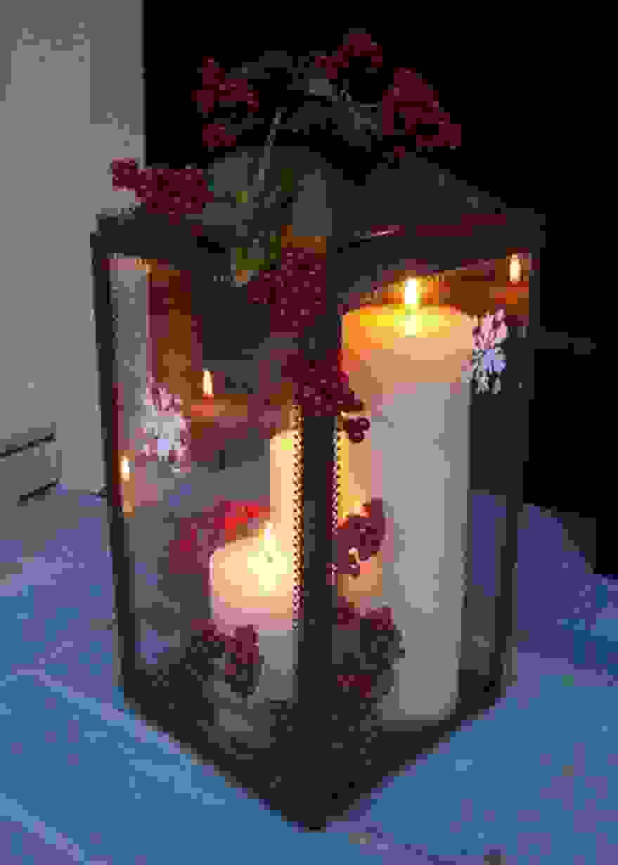 Wunderbar Weihnachtsdeko Aussen Selber Machen Adventsdeko Selber von Weihnachtsdeko Für Draussen Selber Basteln Bild