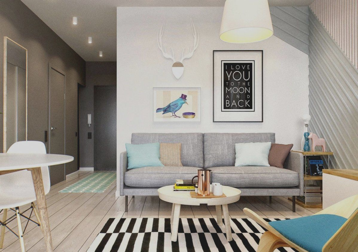 Best Wohnung Einrichten Ideen Wohnzimmer Gallery - Interior Design ...
