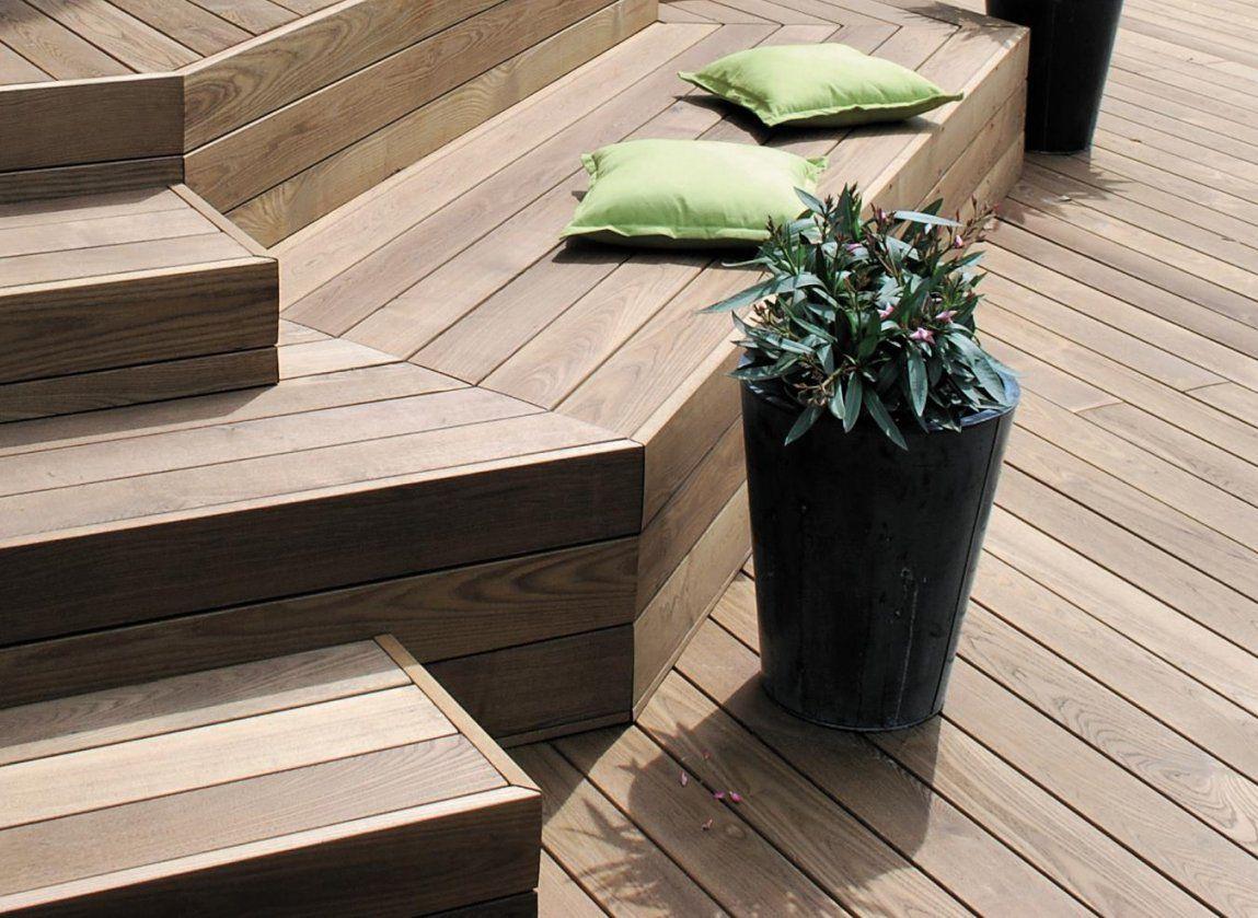 Wunderbar Zuhause Akzente Mit Zusätzlichen Terrasse Treppe Selber von Treppen Podest Selber Bauen Bild