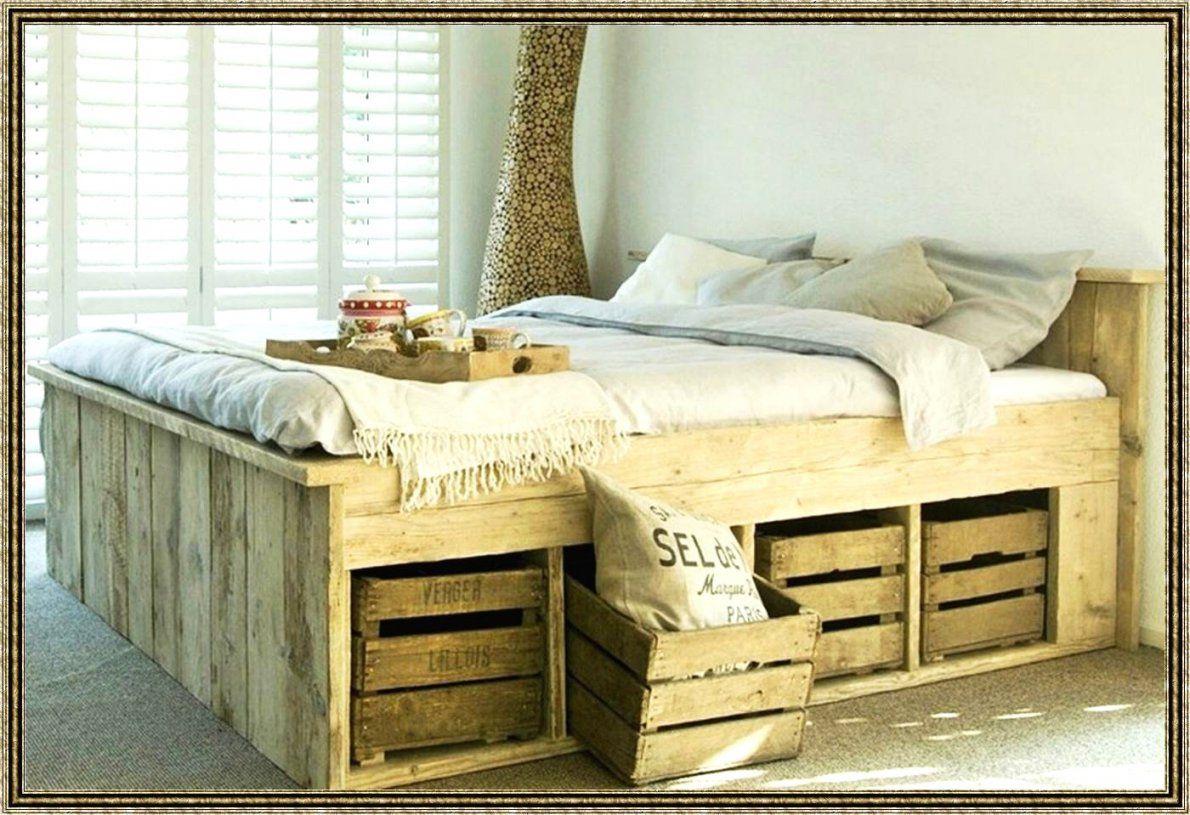 Wunderbare Ideen Bett Selber Bauen Anleitung Und Schöne Trend X von Außergewöhnliche Betten Selber Bauen Photo
