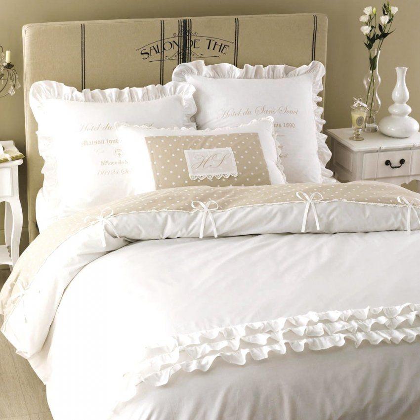 Wunderbare Ideen Bettwäsche Mit Rüschen Und Schöne Sans Souci Aus von Bettwäsche Mit Rüschen Photo