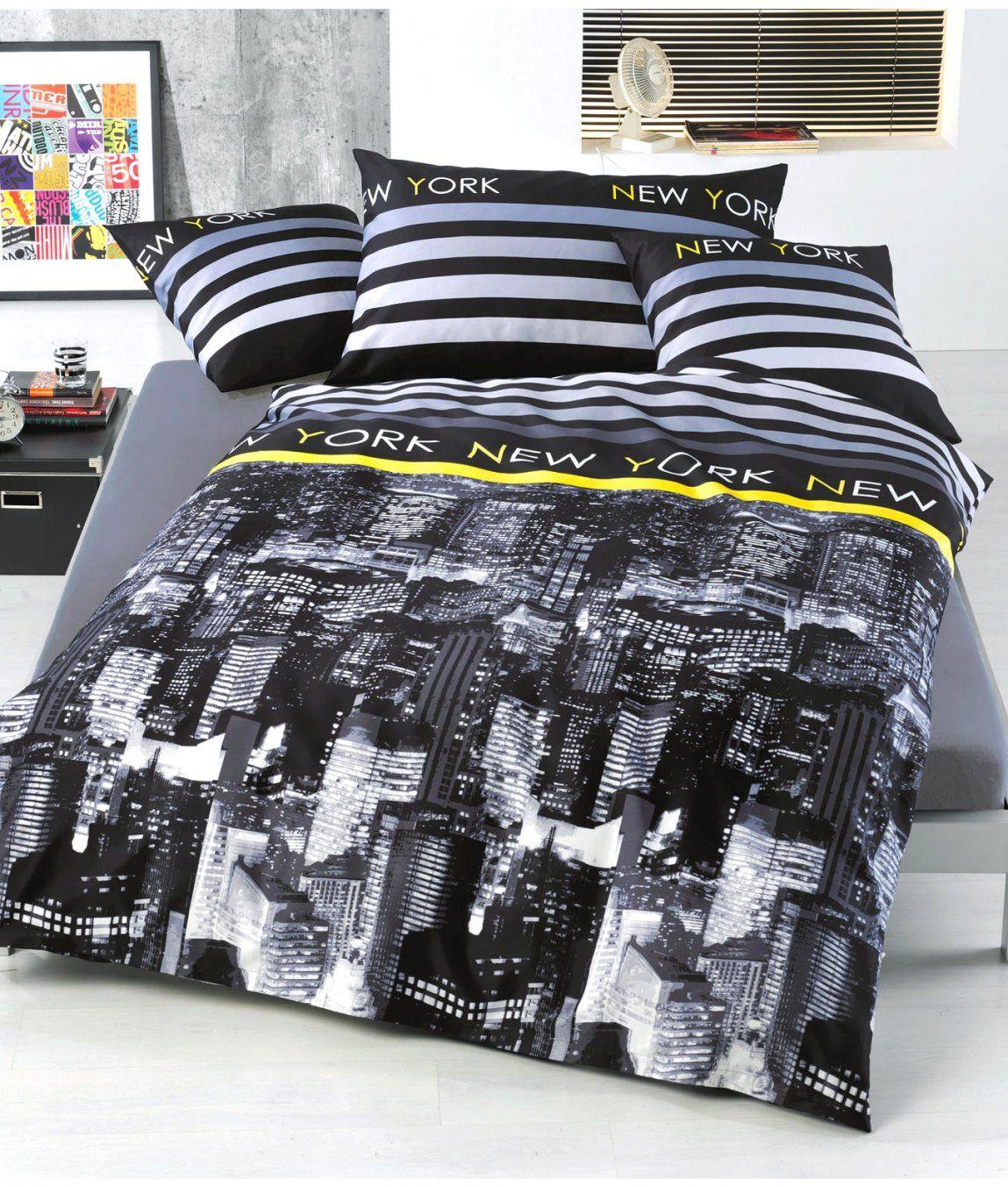 Wunderbare Ideen Bettwäsche Teenager Und Attraktive Satin New York von Bettwäsche Für Teenager Bild