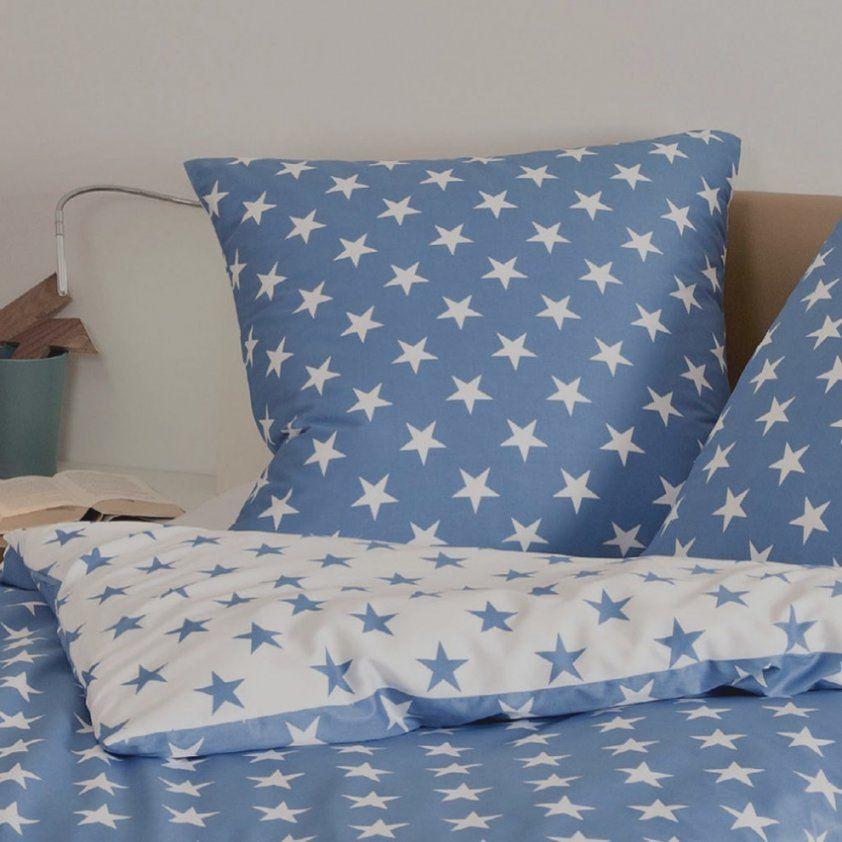 Wunderbare Sternen Bettwasche Soma Biber Bettwäsche 2 Teilig von Janine Bettwäsche Sterne Bild