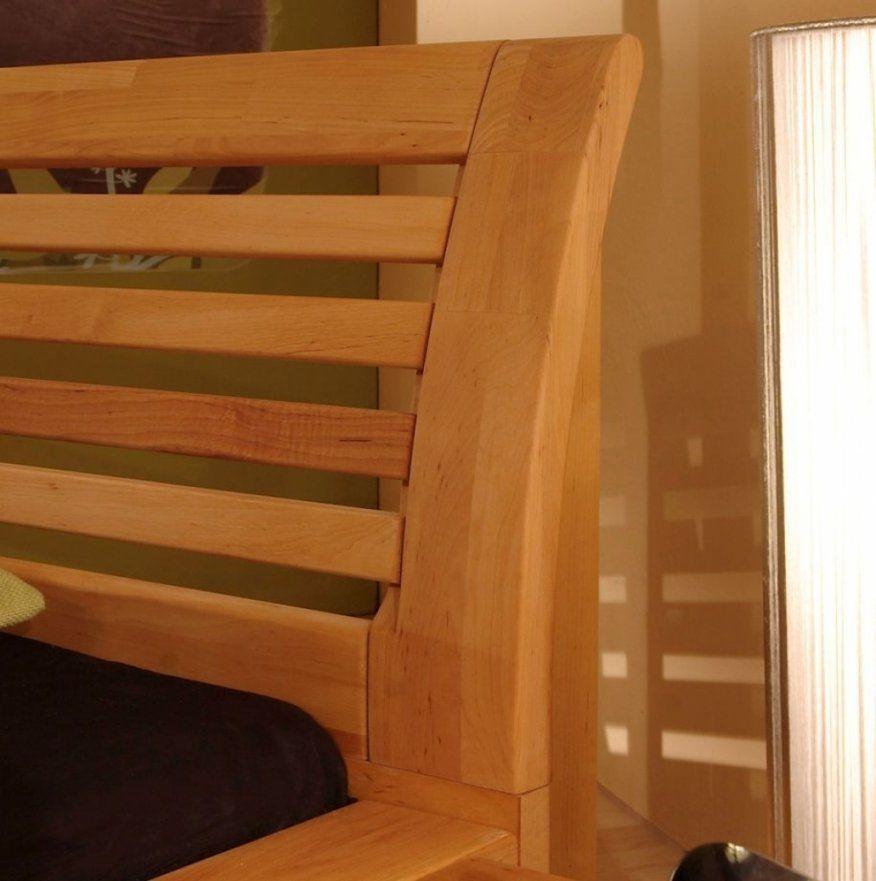 Wunderschöne Bett Erle Massiv Geölt Volo Massivholzbett Doppelbett von Bett Erle Massiv Geölt Photo