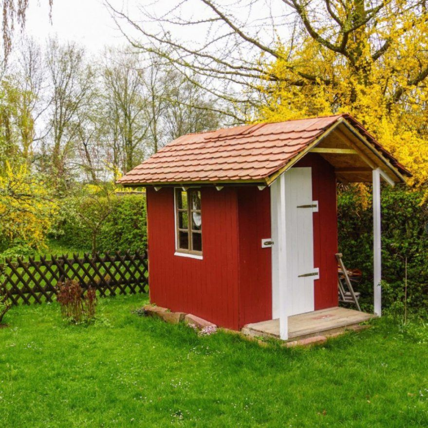 Gartenhaus Selber Bauen Gartenhaus Selber Bauen