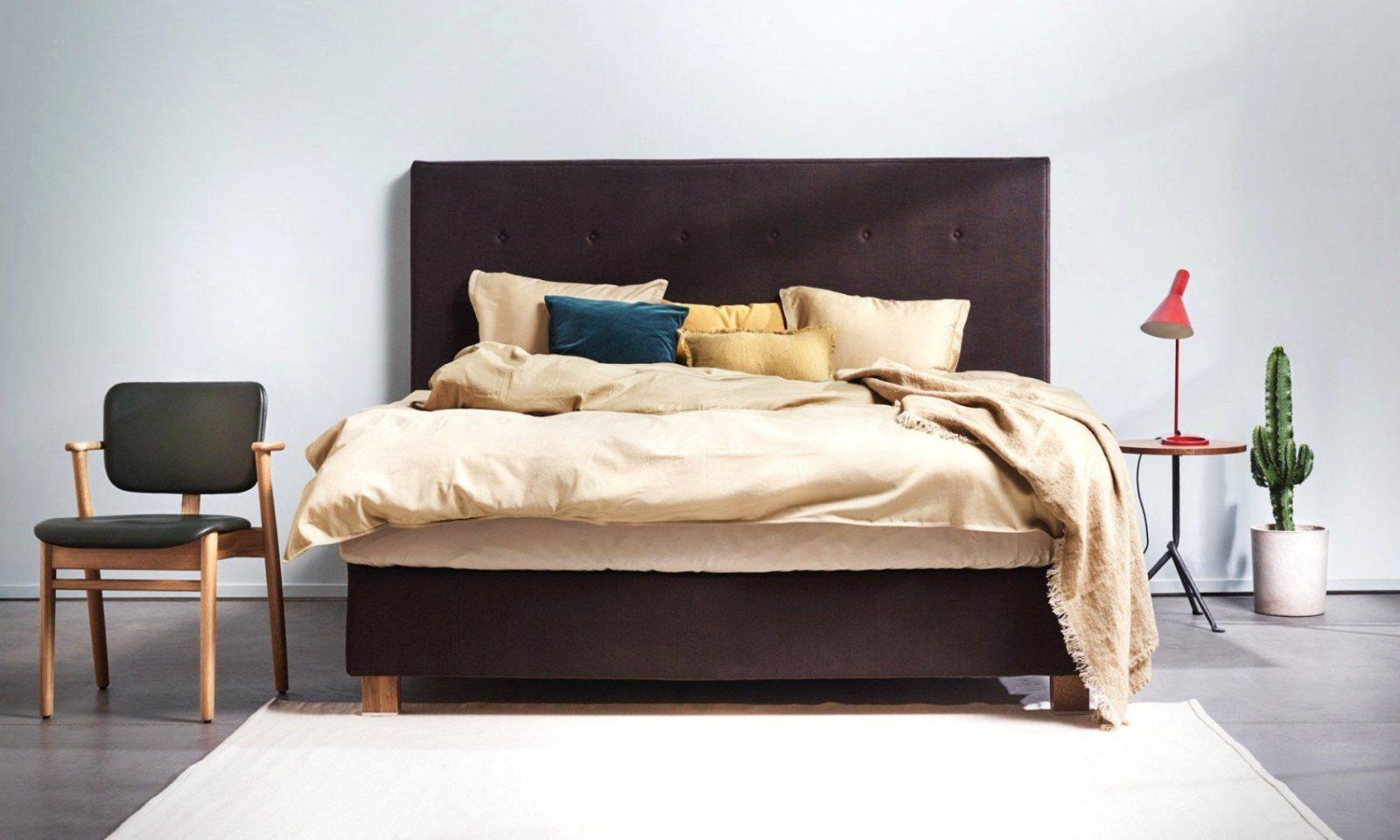 Wunderschöne Inspiration Bett Continental Aurea Von Fennobed Und von Boxspringbetten Qvc Hersteller Bild