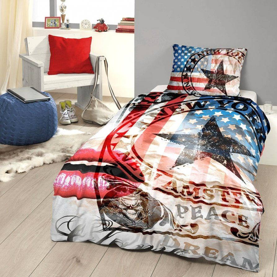 Wunderschöne Inspiration Coole Bettwäsche Für Teenager Und von Coole Bettwäsche Für Teenager Photo