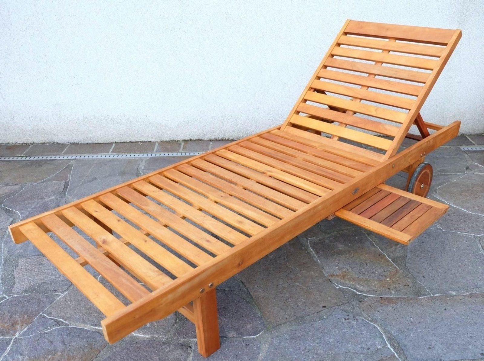 Wunderschöne Liegestuhl Selber Bauen Klappliegestuhl Holz Gunstig von Holz Liegestuhl Selber Bauen Photo