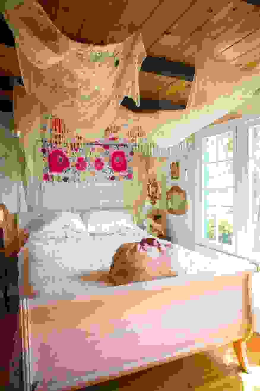 Wunderschöne Rückwand Bett Selber Bauen  Bett Von Bett von Rückwand Bett Selber Bauen Bild