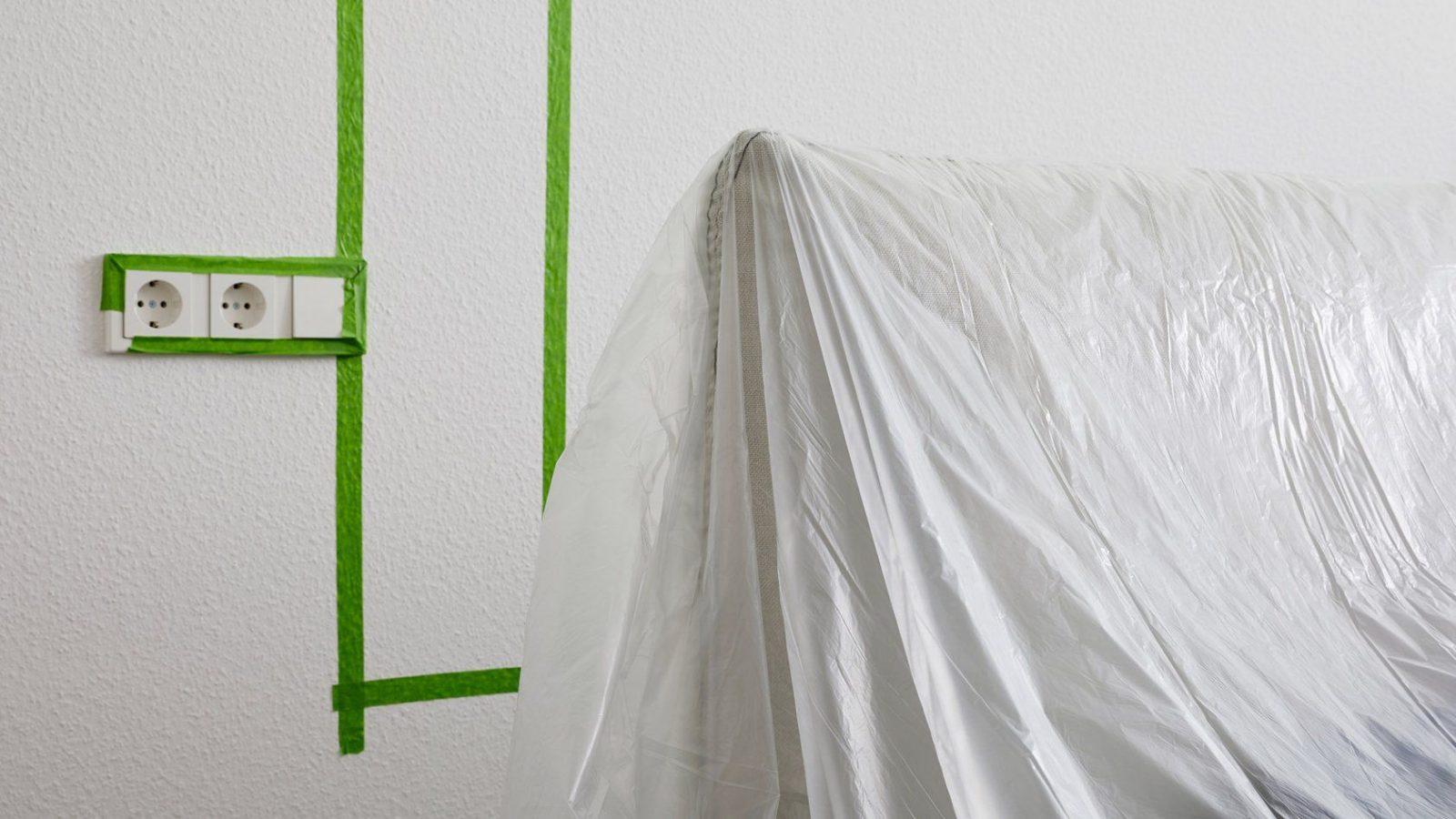 Wunderschöne Wand Streichen Muster Abkleben – Gabelectronics von Wand Streichen Muster Abkleben Bild