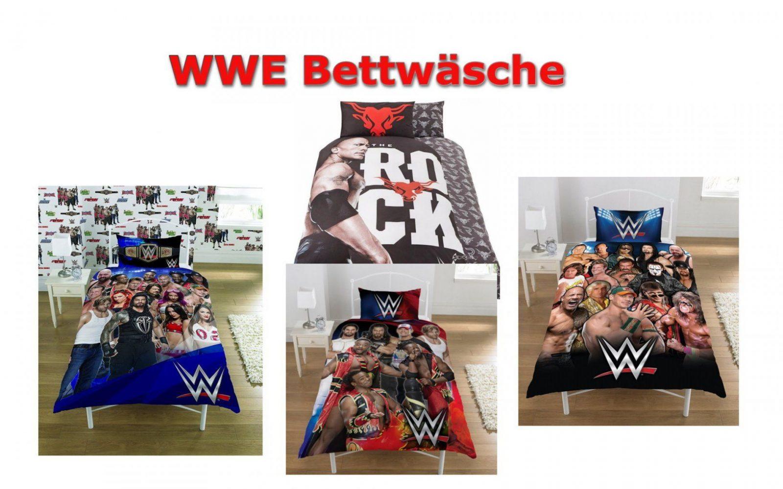 Wwe Fanartikel Wrestling Bettwäsche Wwe Tshirt Monopoly Ps 4 von Bud Spencer Bettwäsche Bild