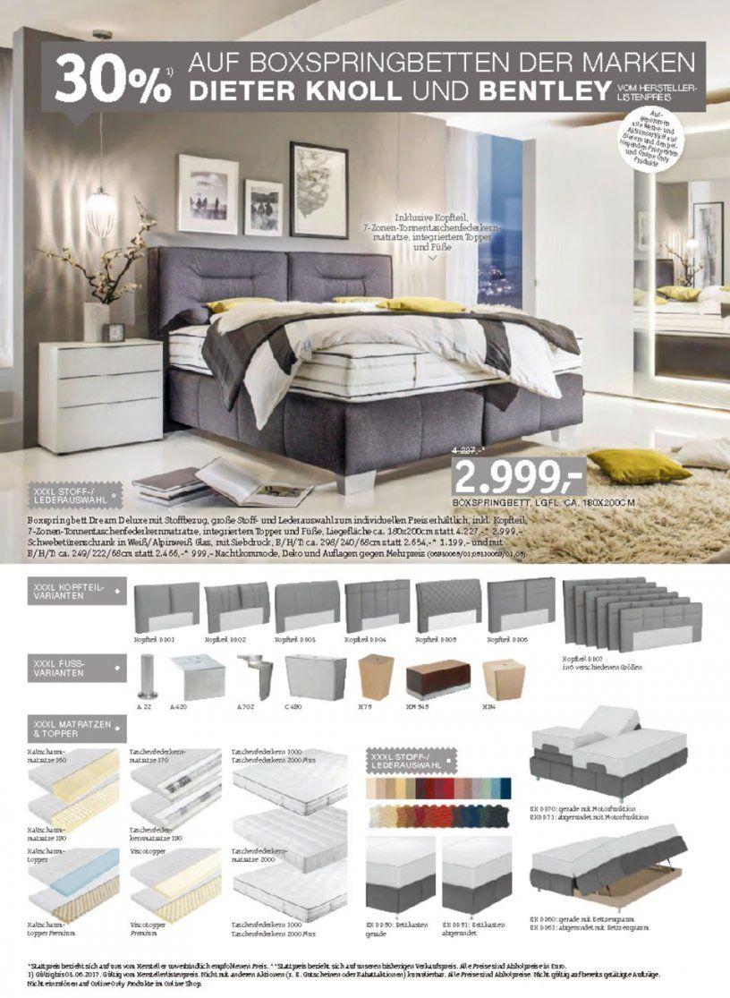dieter knoll boxspringbett haus design ideen. Black Bedroom Furniture Sets. Home Design Ideas