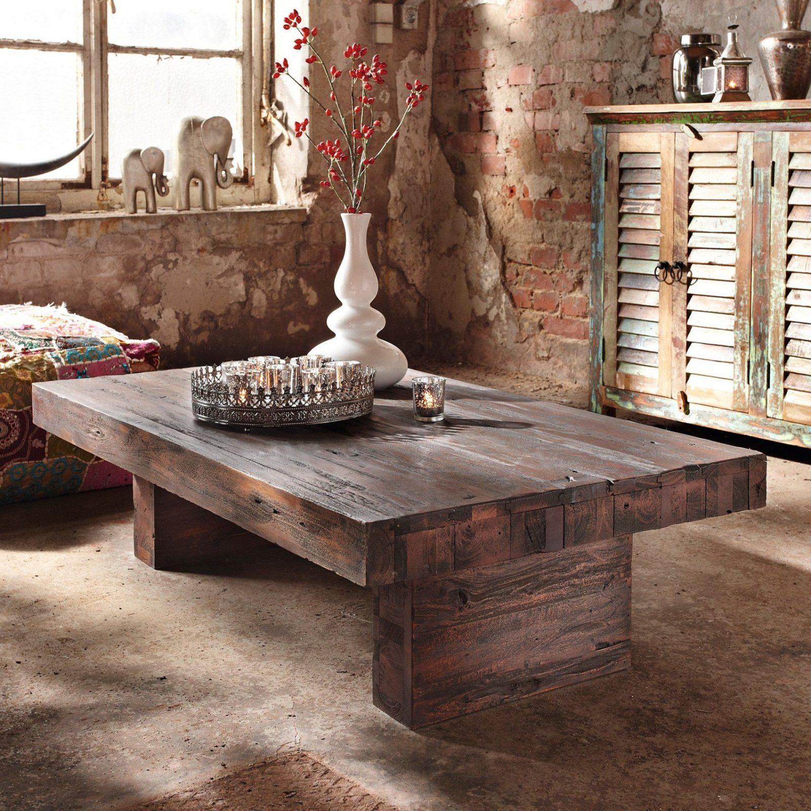 Zauberhaft Rustikaler Couchtisch Holz Vintage Volles Hd Wallpaper von Couchtisch Rustikal Antik Bild