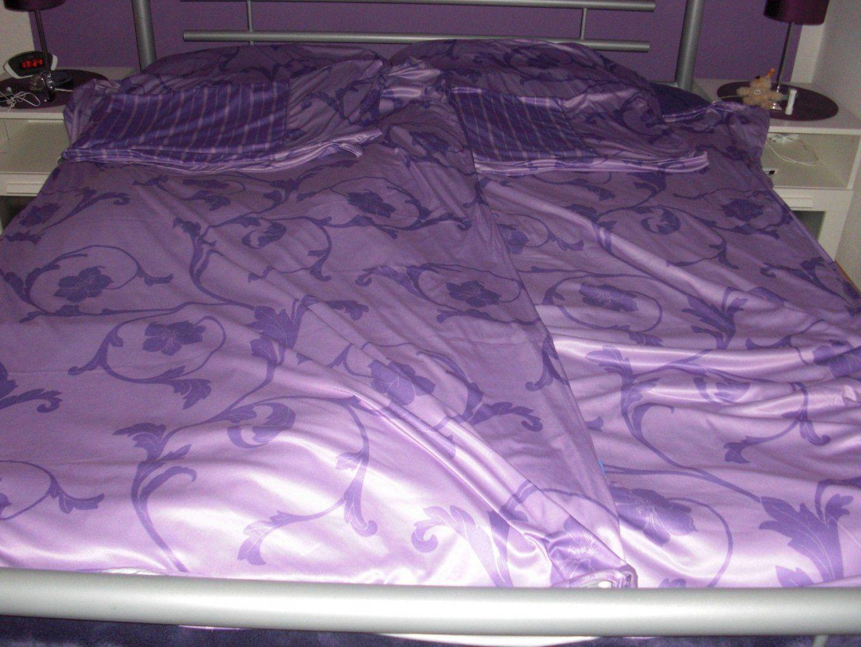 Zeitgenössisch Bettwäsche Winterqualitäten Mikrofaser Coravelle von Qvc Bettwäsche Nickymood Bild