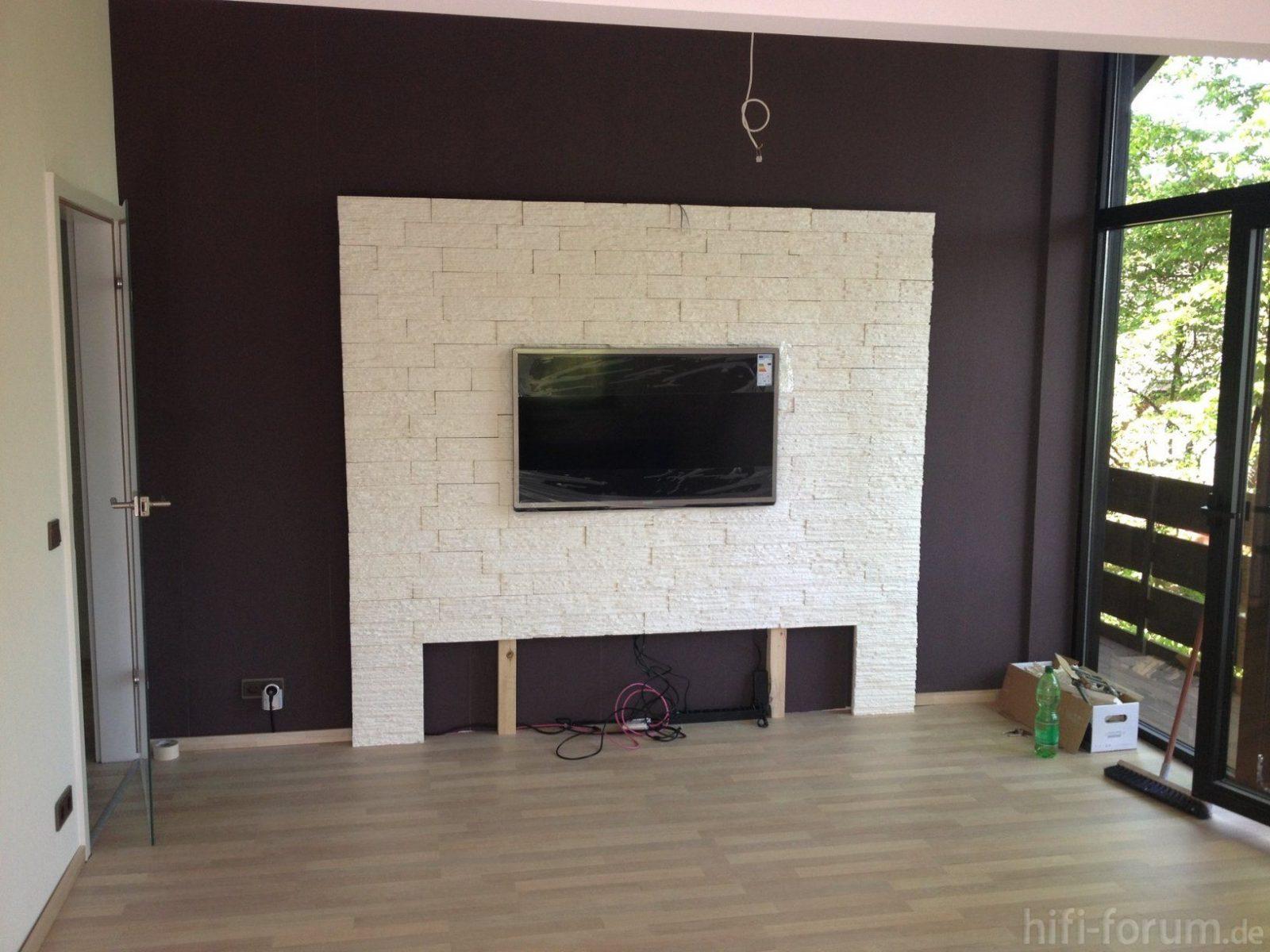 Tv Wand Selber Bauen Kosten Haus Design Ideen