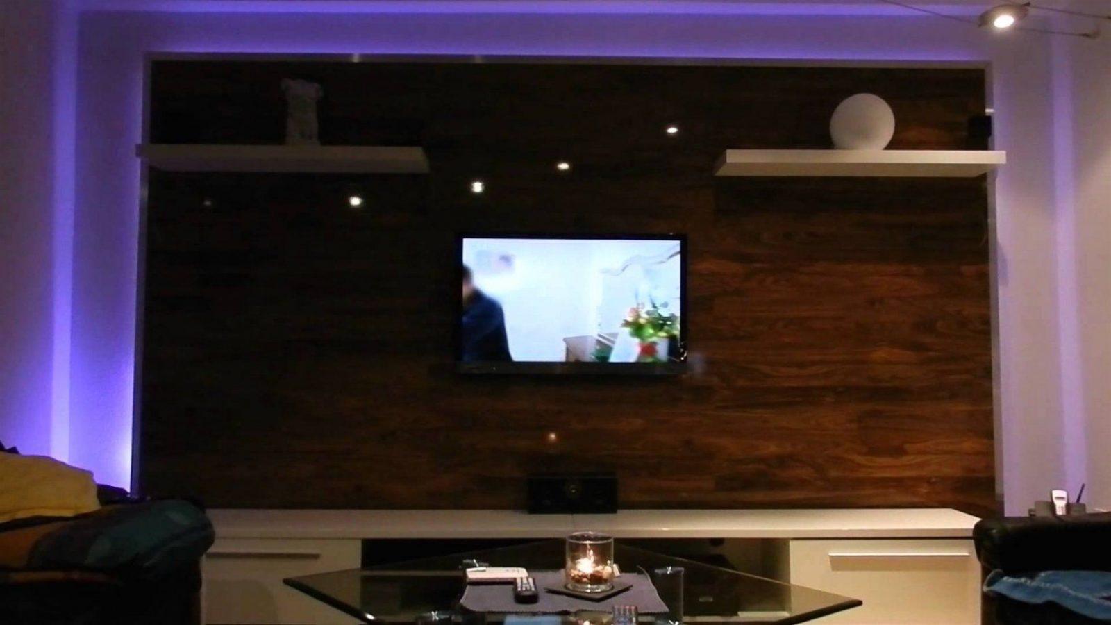 Zeitgenössisch Zuhause Layout Über Tv Wand Selber Bauen Laminat von Tv Wand Selber Bauen Laminat Photo