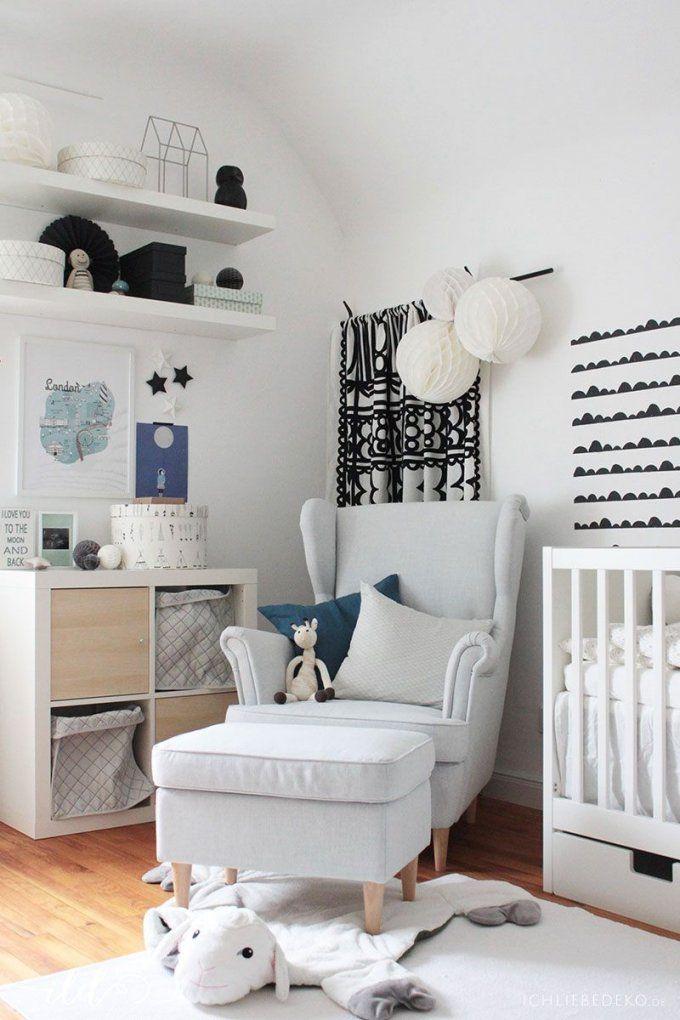 Zimmer Einrichten Mit Ikea Möbeln Die 50 Besten Ideen  Babies von Zimmer Einrichten Ideen Ikea Bild