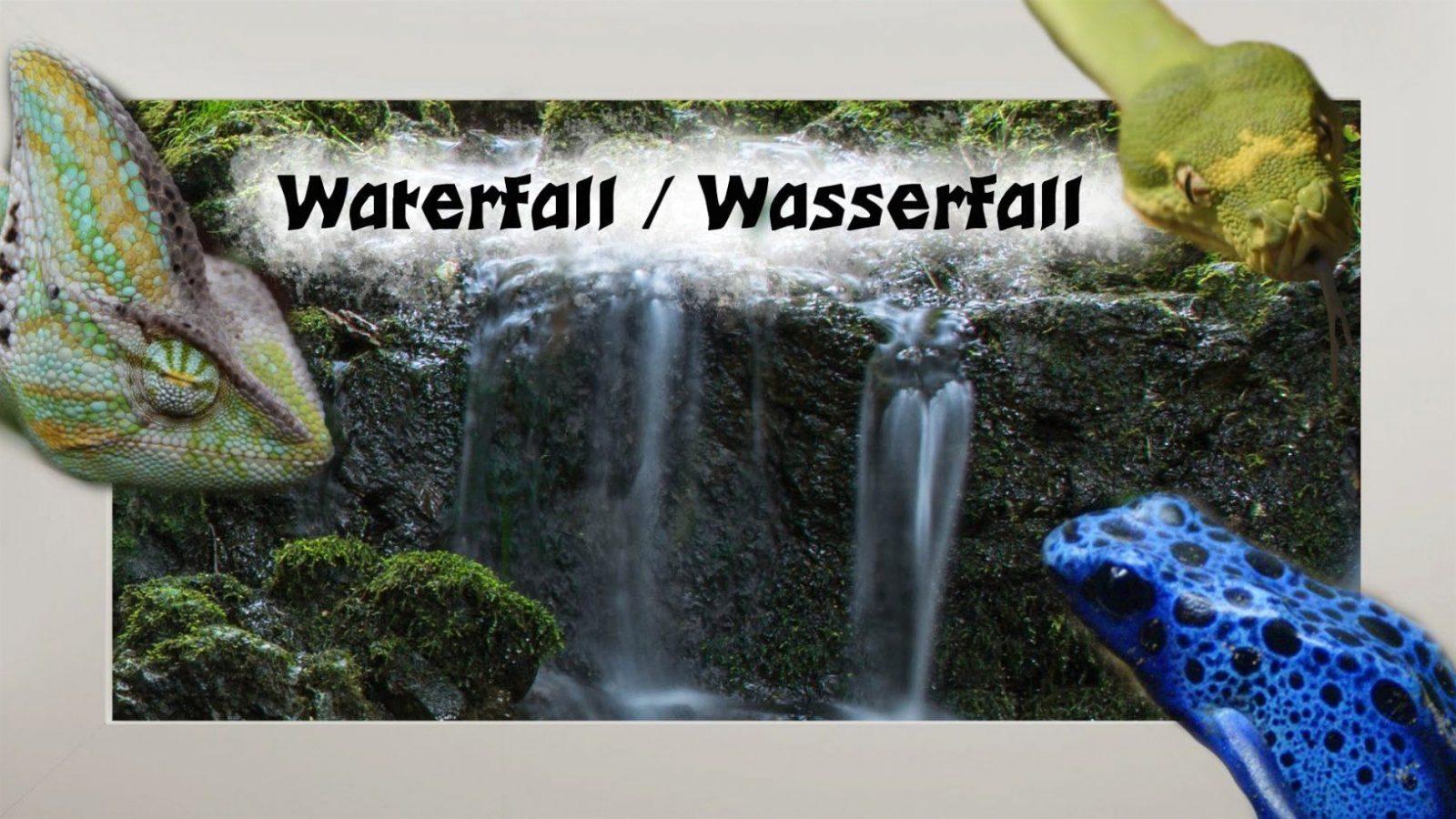 Zimmerbrunnen Wasserfall Selber Bauen Ideen von Zimmerbrunnen Wasserfall Selber Bauen Bild